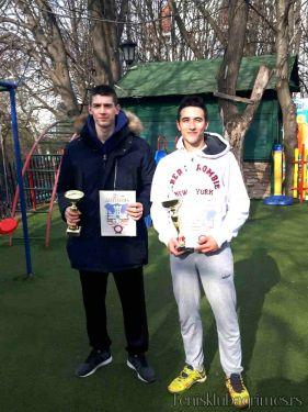 Seniorski turnir u organizaciji OTK Beograd