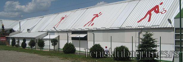 Sportski Centar Agrimes Bežanijska Kosa Beograd