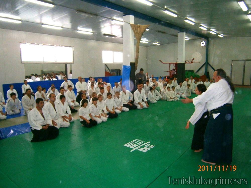 Aikido Džudo Karate Bežanijska Kosa Beograd