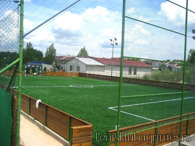 Tereni za Mali Fudbal Bežanijska Kosa Beograd Iznajmljivanje