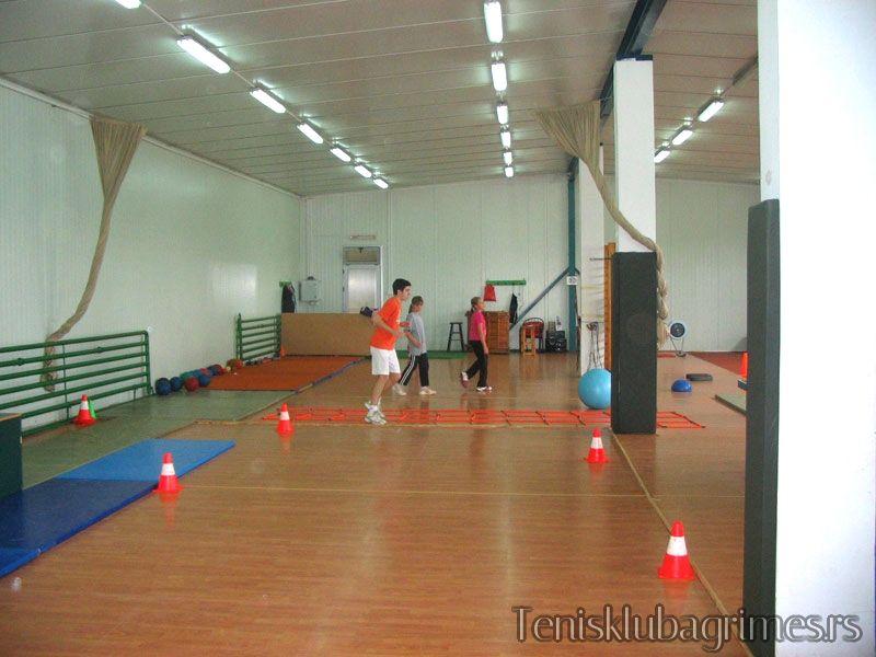 Kondicija Teretana Stoni Tenis Bežanijska Kosa Beograd