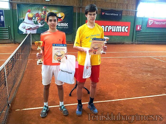 Odigran turnir Kup Srbije za juniore do 16 godina