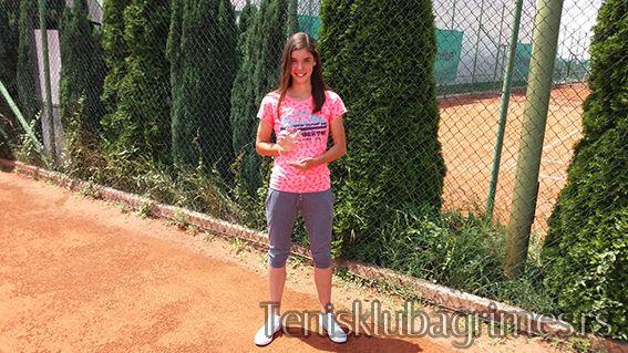 Veliki uspeh naših takmičara Jelena Kovač