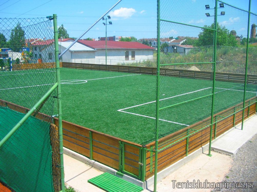 Sportski Centar Agrimes Bežanijska Kosa Beograd Bežanija