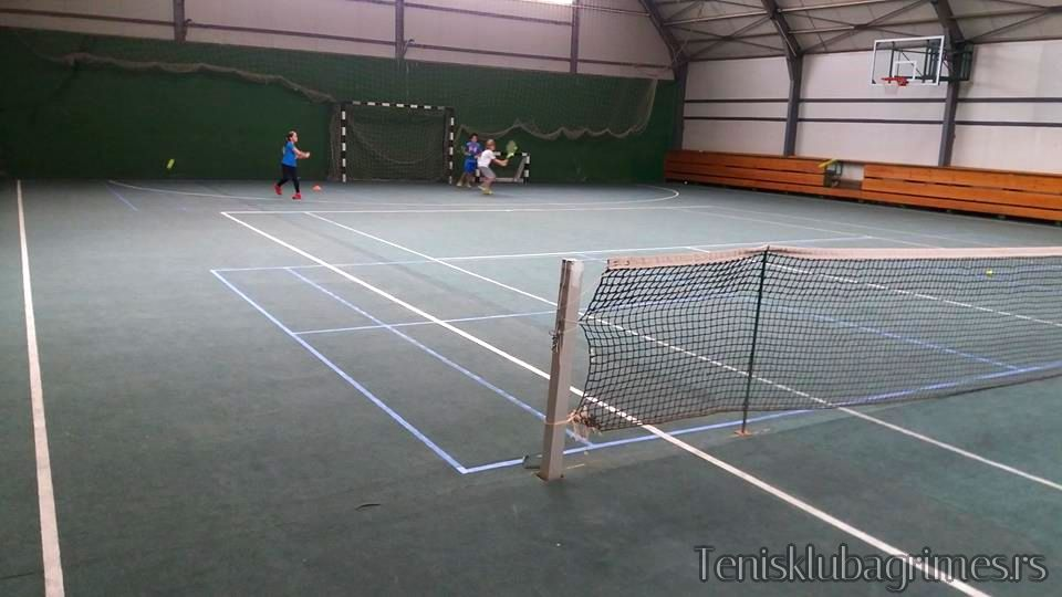 Teniski Fudbalski Tereni Bežanijska Kosa Beograd Agrimes